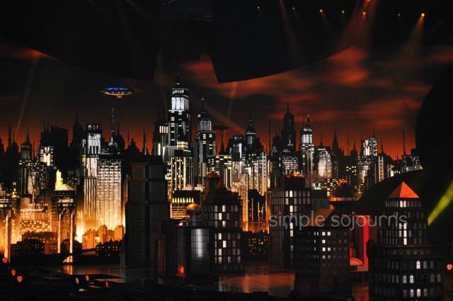 Batman live world arena tour orange county honda for Honda world orange county