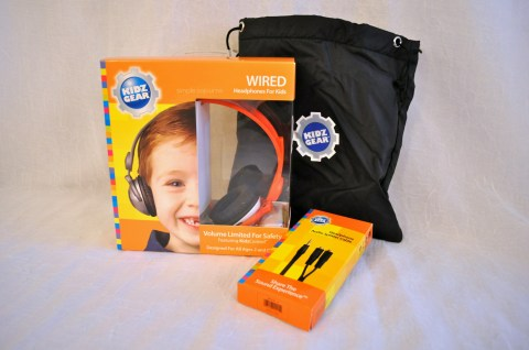 Kidz Gear headphones 1 - Simple Sojourns