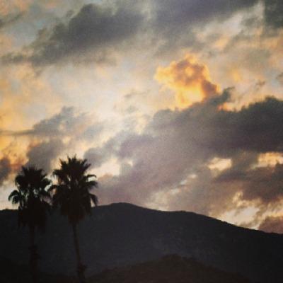 Day 24 - 'Clouds' and a Southern California good sky! Instagram Mayfair filter #goodsky #fmsphotaday
