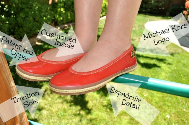 Michael Kors Kids Shoes | Simple Sojourns
