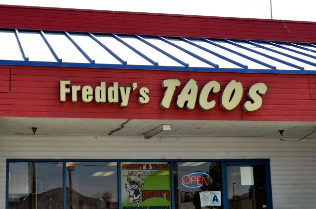 Freddy's Tacos | Simple Sojourns