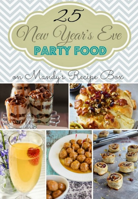 New Years Eve Party Food