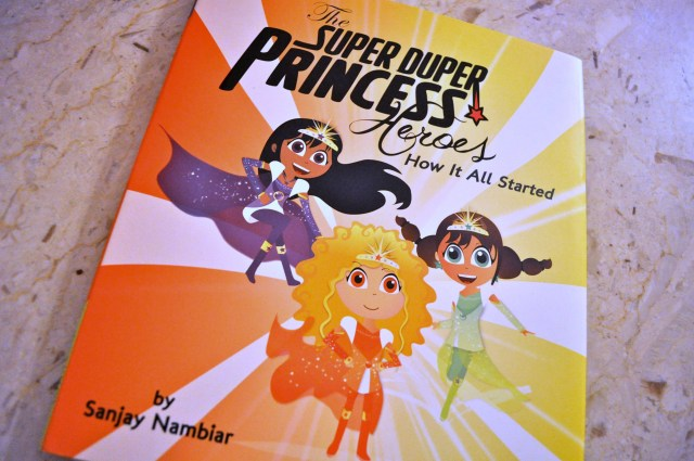 The Super Duper Princess Heroes - Simple Sojourns