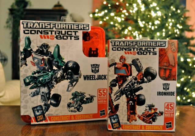 Transformers Construct Bots - Simple Sojourns