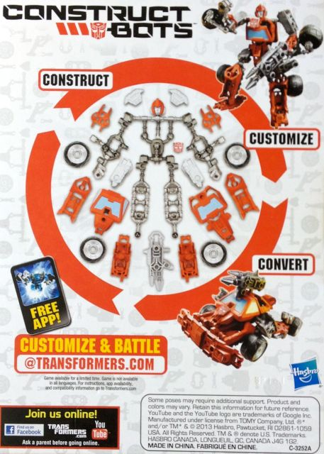 Transformers Construct Bots | Simple Sojourns