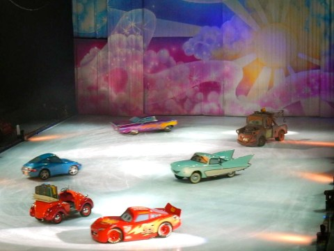 Disney on Ice Cars 2 - Simple Sojourns