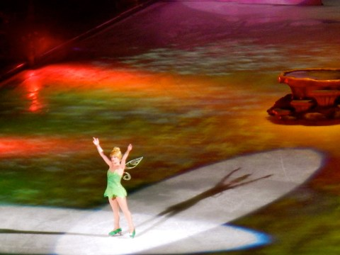 Disney on Ice TinkerBell - Simple Sojourns
