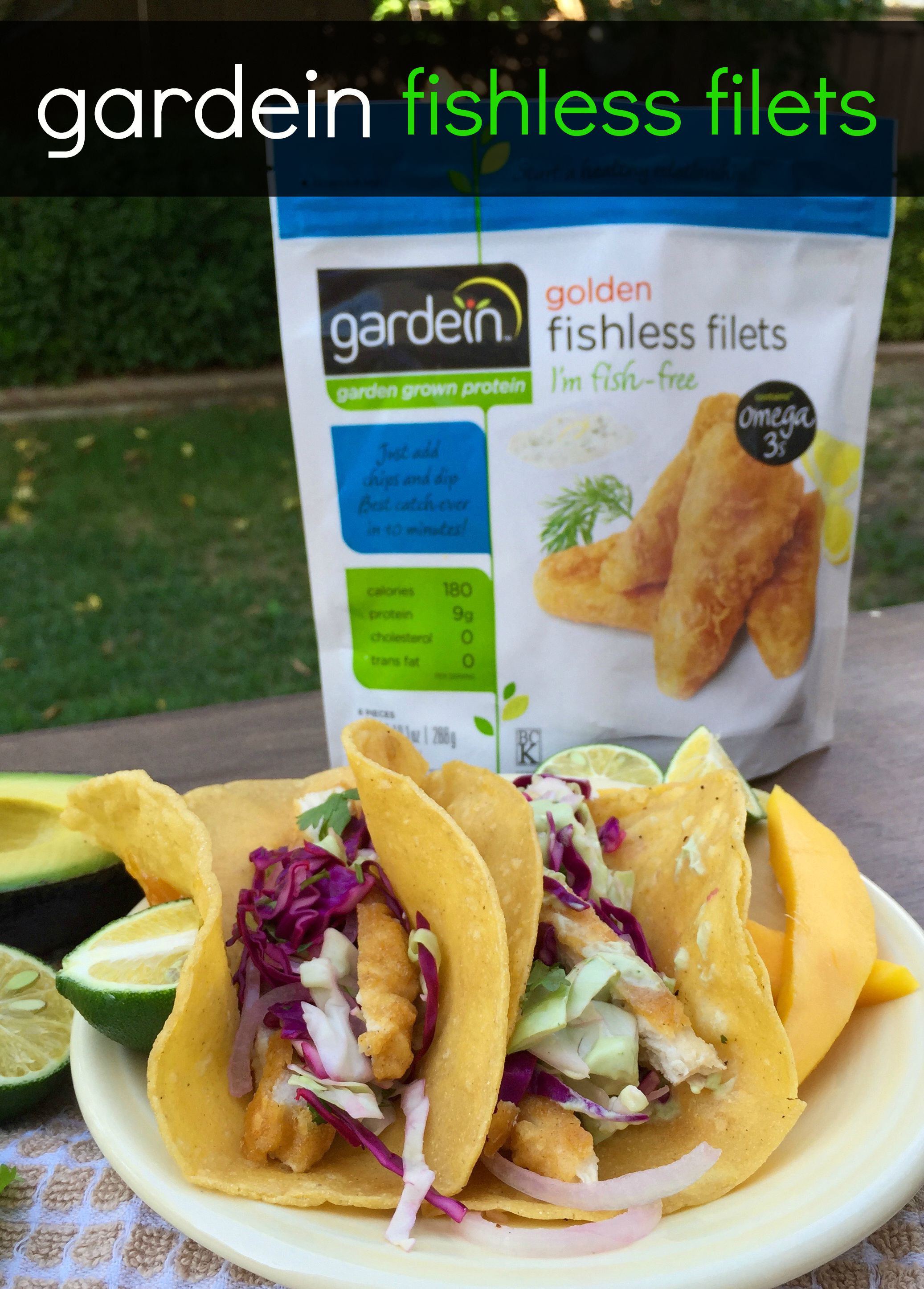 how to cook gardein fish
