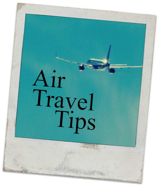 Air Travel Tips - Simple Sojourns