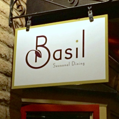 Basil Seasonal Dining - Simple Sojourns