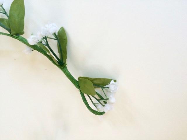 DIY Flower Crown Flowers - Simple Sojourns