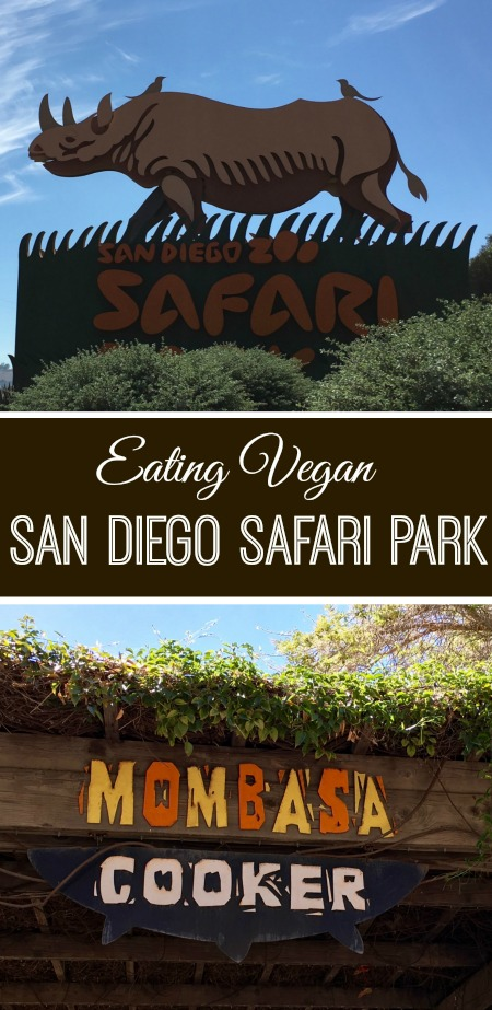 *Eating Vegan San Diego Safari Park - Simple Sojourns