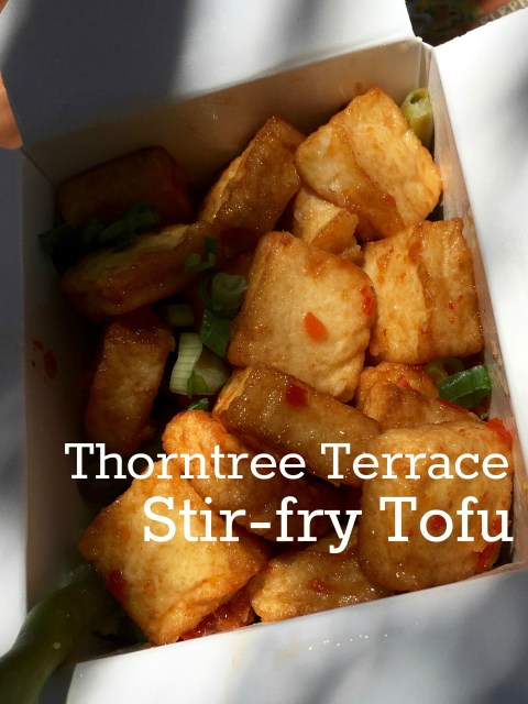Stir-fry Tofu - Simple Sojourns