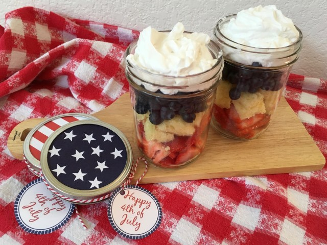 Vegan Summer Berries Shortcake - Simple Sojourns