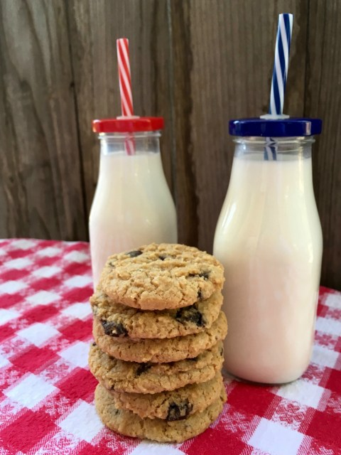 a2 Milk and Cookies - Simple Sojourns