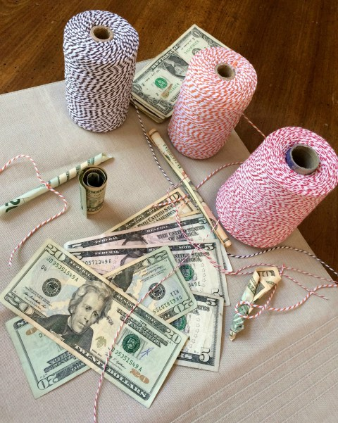 How to Make a Money Tree Supplies - Simple Sojourns