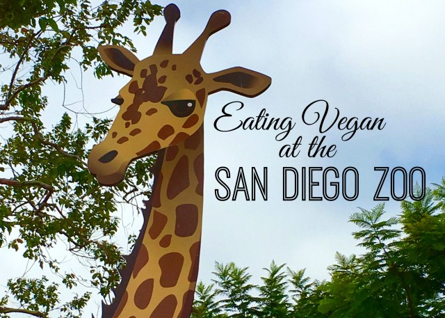 *Eating Vegan at the San Diego Zoo - Simple Sojourns