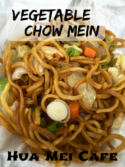 Vegetable Chow Mein - Simple Sojourns