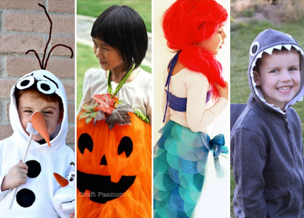 DIY Halloween Costumes for Kids - Simple Sojourns