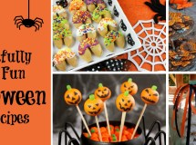 Delightfully fun Halloween Recipes