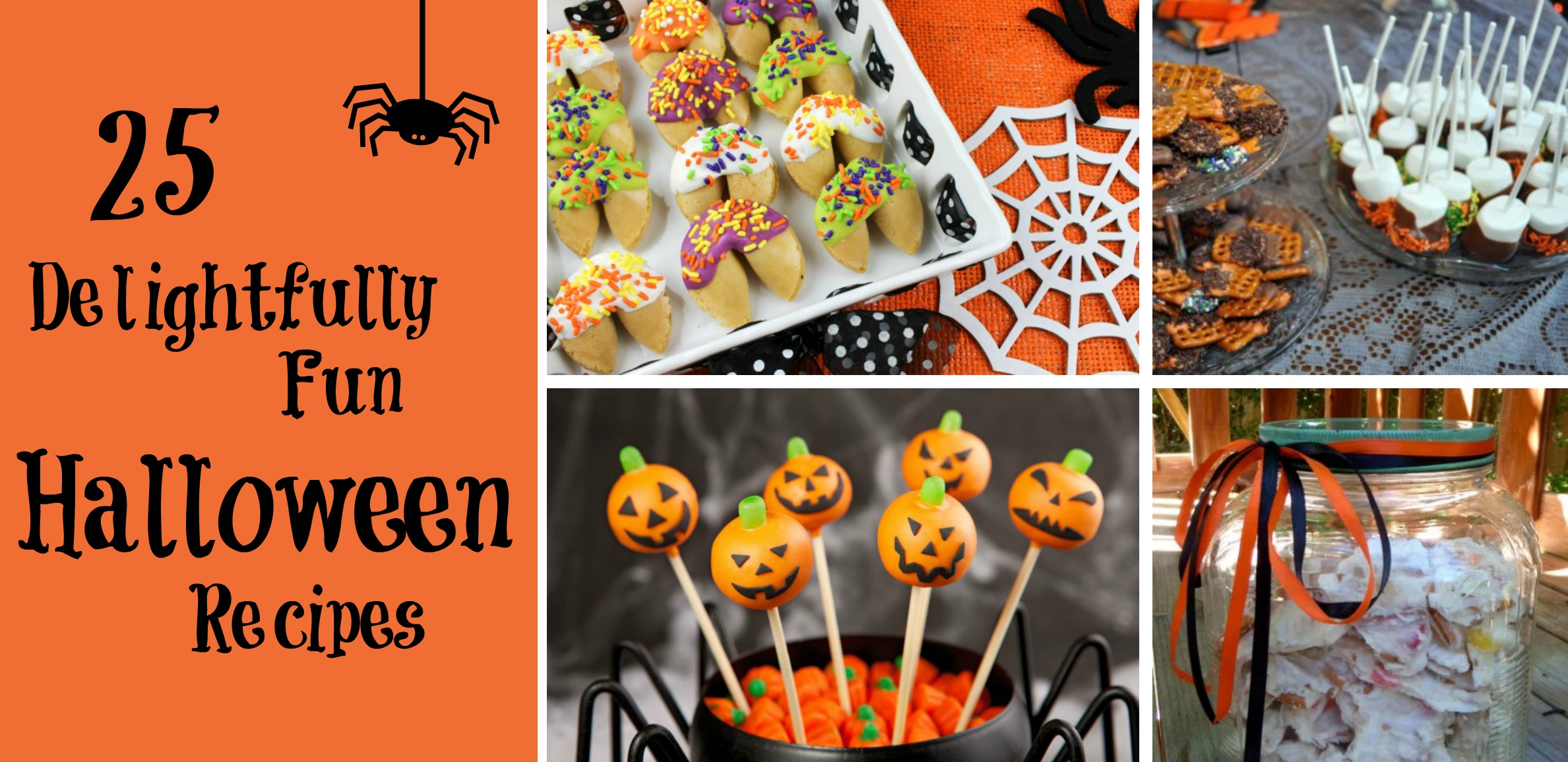 25 Delightfully Fun and Spooky Halloween Recipes - Simple Sojourns