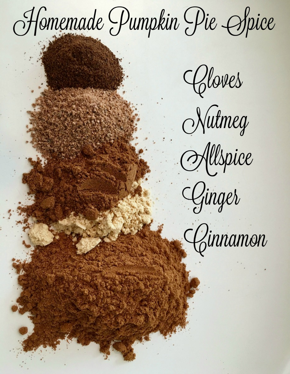 Homemade Pumpkin Pie Spice- Simple Sojourns