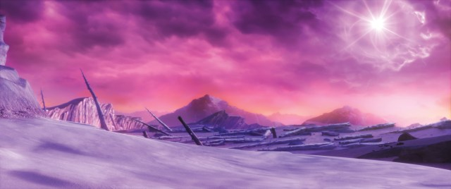 Ice Age: Collision Course Pink and Purple Theme - Simple Sojourns