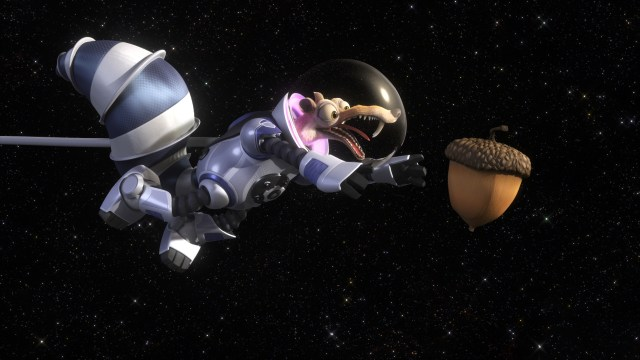 Ice Age: Collision Course Scrat - Simple Sojourns