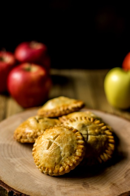 Caramel Apple Hand Pies - Simple Sojourns