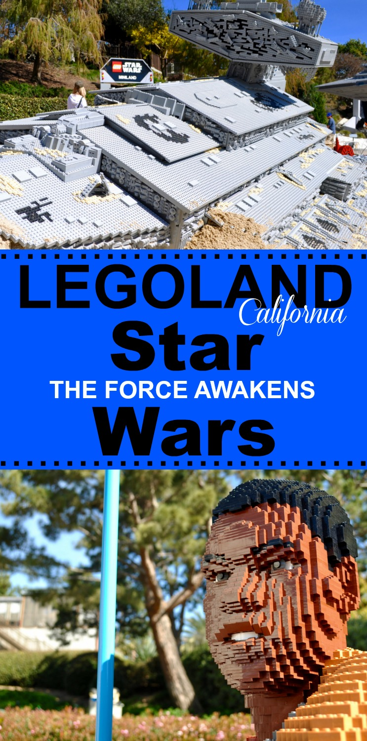 LEGOLAND California Star Wars the Force Awakens - Simple Sojourns