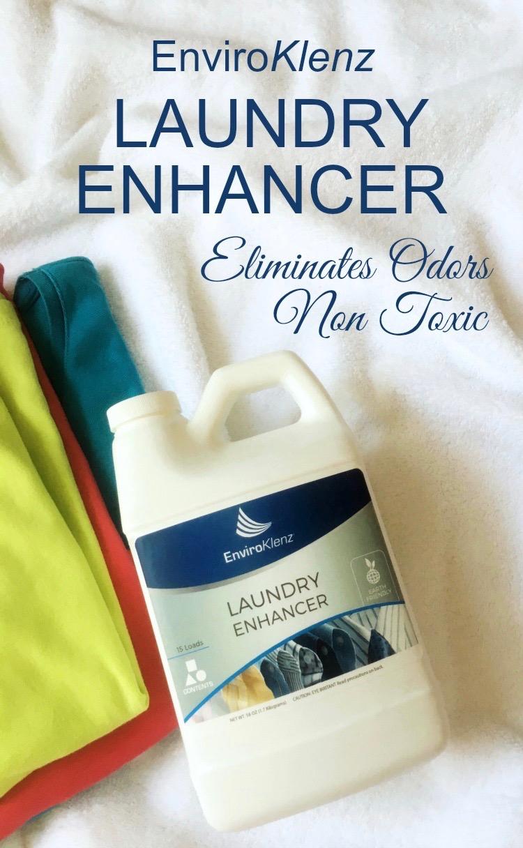 EnviroKlenz Laundry Enhancer #MultipleChemicalSensitivity #MCS - Simple Sojourns