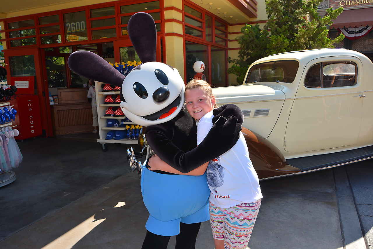Disneyland Oswald and Kennedy - Simple Sojourns