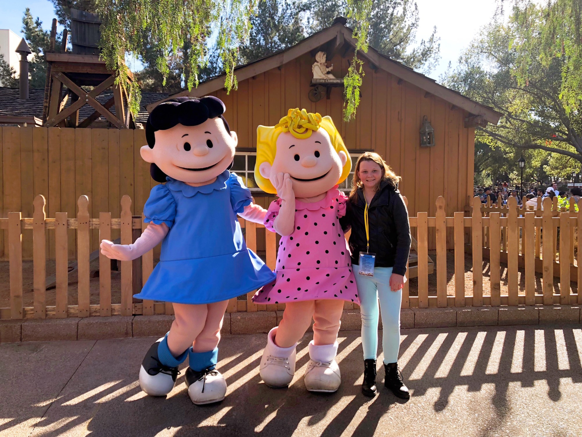 03b9bb5875 But the PEANUTS Celebration adds to the excitement of visiting Knott s  Berry Farm with exceptional photo opportunities