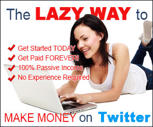 Make money from Twitter