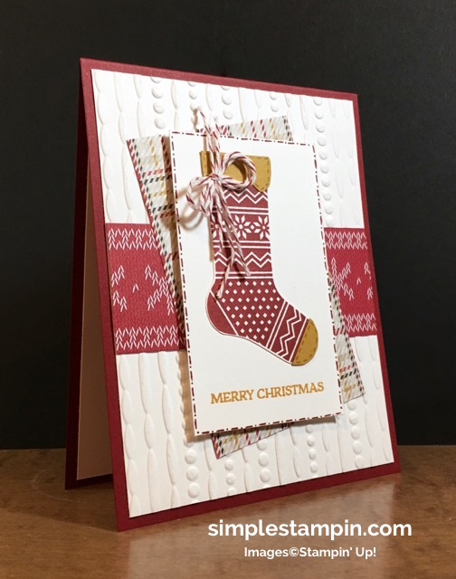 stampin-up-christmas-card-clean-and-simple-hang-your-stocking-santas-sleigh-warmth-cheer-dsp-stack-susan-itell-simplestampin