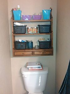 bath shelf quick makeover (4)