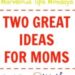 Marvelous Tips Mondays