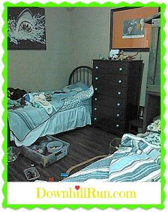 Before pic kids room reveal