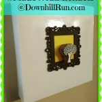 Simple Wall Art –  Paper Storage Box