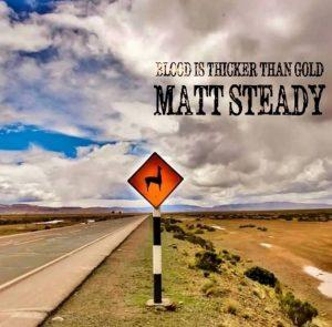 Matt Steady Album Cover