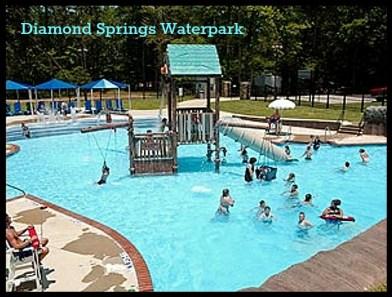 Crater of Diamonds Waterpark