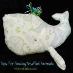Tips for Sewing Stuffed Animals