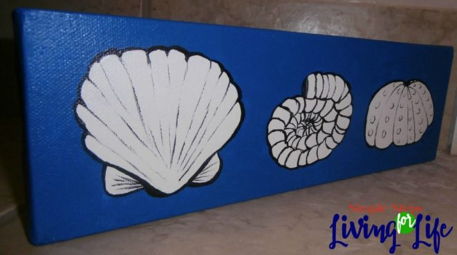 Shell Game is original art by Cindy Magee from Simple Steps For Living Life