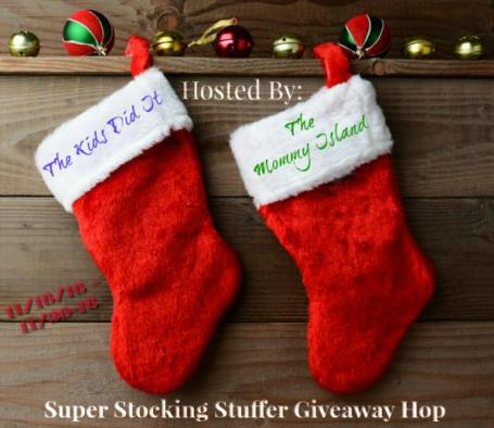 Original Art giveaway with the Stocking stuffers giveaway hop.