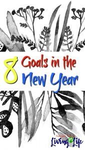 Goals in the new year