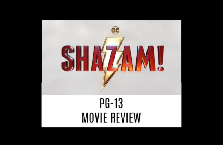 Review:  The New Shazam Movie is PG-13
