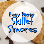 Easy Peasy Skillet S'mores