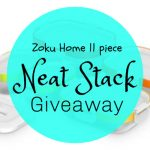 Zoku Home 11 piece Neat Stack Giveaway – ends
