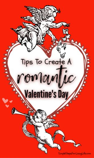 Tips to create a romantic Valentine's Day pin