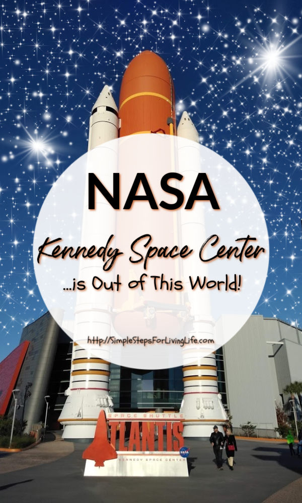 NASA Kennedy Space Center is out of this world!